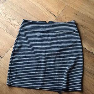 BDG Skirts - BDG Skirt - M - grey & cream from H&M